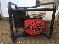 Honda engine petrol generator