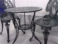 Lovely table and chair job lot