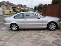 BMW 318 Ci SE Coupe 2003 1995cc