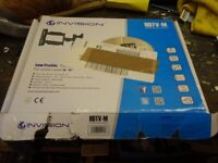 """INVISION CANTILEVER 26"""" to 42"""" TV MOUNT"""