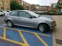 BMW 316 grey 1.8 Petrol Bargain!