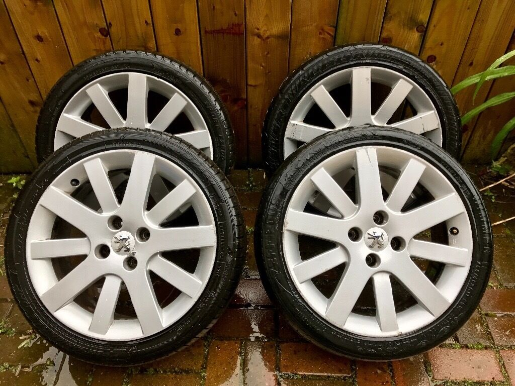 Peugeot 17 Inch Hockenheim Alloy Wheels In Armagh County Armagh Gumtree