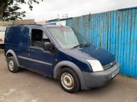 FORD TRANSIT CONNECT DRIVES GOOD