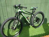boardman pro 29er mountain bike in pristine condition as new
