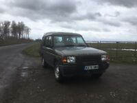 Land Rover Discovery 300Tdi Manual 7 Seats