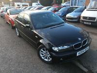 2004/54 BMW 316 ES*1.8 PETROL ENGINE*SPARES OR REPAIRS