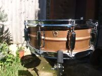 Ludwig Copper Phonic 14 x 5 snare