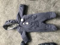 Baby boys clothes tiny baby newborn & 0-3 months