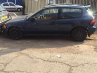 HONDA CIVIC EG RARE MANUAL L@@K