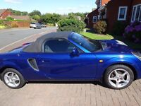 For sale Toyota MR2 Roadster