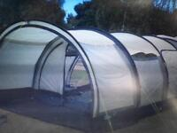 Kampa Carbis 5 Tunnel tent