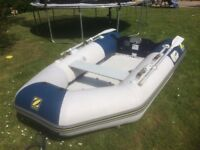 Zodiac C260 AirLite Inflatable Dinghy