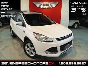 2013 Ford Escape SE |$99 BI-WEEKLY| ORIGINAL WARRANTY