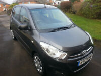 Hyundai i10 1.2 petrol £20year tax