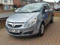 Vauxhall corsa 1.2 breeze, 3door