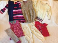 Ted Baker and Joules girls clothes bundle