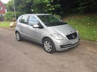 MERCEDES A160 2.0 CDI CLASSIC SE DIESEL 5 DOOR LOW MILEAGE AUTOMATIC