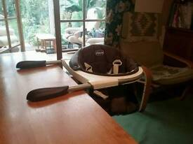 Chicco compact baby high chair
