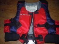 Aid/Life Jacket Fins Kikboard