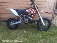 🟠⚫2013 ktm 65 sx very cheap for quick sale ⚫🟠