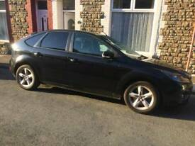 Ford Focus 1.8 tdci. 6 Month MOT.