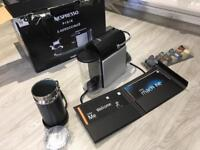 Nespresso Pixie with Aeroccino3