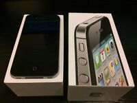 iPhone 4S 16GB Black on O2 network