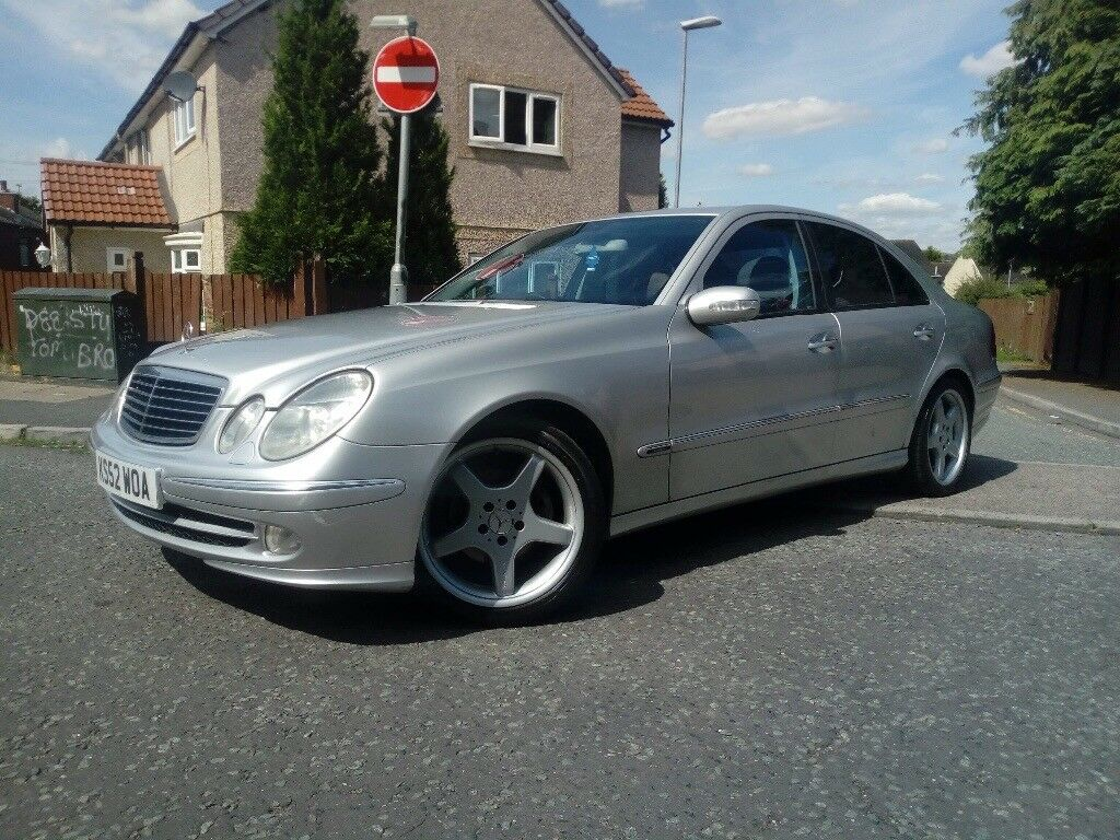 💥 2003 MERCEDES E270 CDI 💥 SWAP FOR BMW, AUDI 💥 | in Rochdale,  Manchester | Gumtree