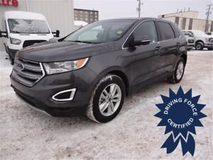 2016 Ford Edge SEL 5 Passenger AWD w/Push Button Start