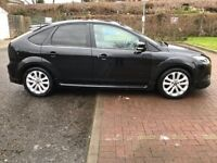 2010 Ford Focus 1.6 Zetec S 5dr Manual @07445775115