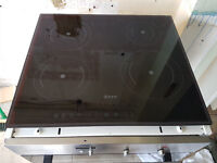 NEFF Induction Hob and Oven