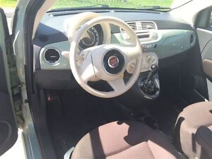 2013 Fiat 500 Low Kms, Drives Great Very Clean and More !!!!! London Ontario image 12