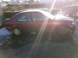 04 rover 45 1.4 petrol breaking for parts