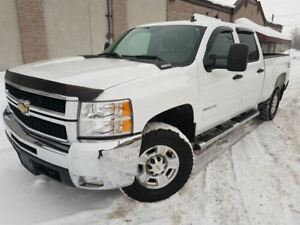 2010 Chevrolet SILVERADO 2500HD LT/ diesel/4x4/ impecable ! full