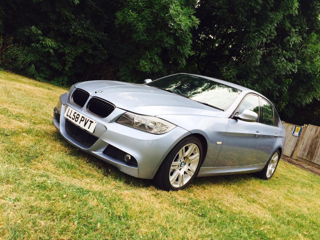 BMW E90, 318i/320i M SPORT, 2009 LCI. 3 series NOT modified, Honda, Mercedes, VW,bhp