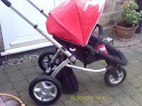 Mothercare my3 stroller