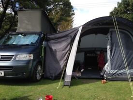 Outwell country road camper van awning