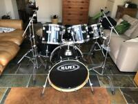 Mapex M Series 6 Piece Kit in Black Lacquer