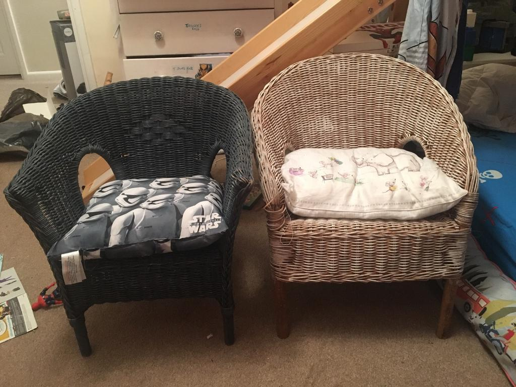 Awesome Kids Basket Chairs Green White In Saltdean East Sussex Gumtree Beatyapartments Chair Design Images Beatyapartmentscom