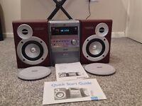 phillips dvd surround sound hifi system