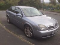 Vauxhall vectra c (sell or swop)