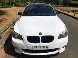BMW E60 535D MSPORT AUTO 2006 LOW MILES FSH STUNNING EXAMPLE £4295 OVNO