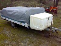 Trigano Cheverny GL trailer tent