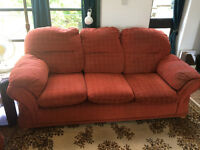 3 Seater and 2 Seater Sofas - free to collector BS14
