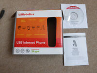 US Robotics 9600 skype Internet Phone (New)
