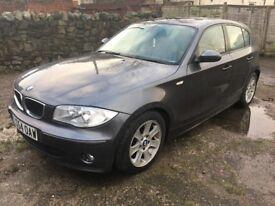 BMW 116i 2004 Grey Bargain