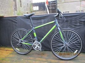 Gents Cross Road Bike,Ventura,27`,one year old,very good condition