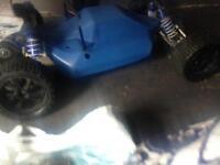 Rc car buggy Hpi blitz