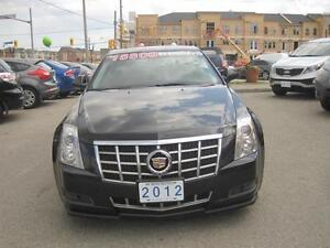 2012 CADILLAC CTS4 | AWD • Roof • Leather • Beauty