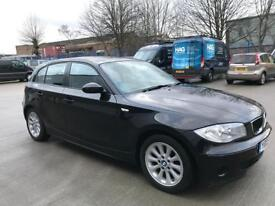 BMW ONE SERIES 2006 2.0 120d ES 5dr, FULL SERVICE HISTORY, NEW SERVICE, LONG MOT